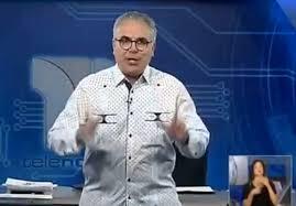 Cavada pide disculpas a técnico de Telenoticias y pone a disposición funciones como presentador