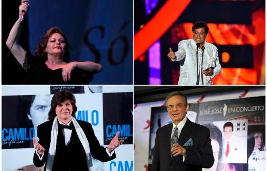 La balada romántica en español se queda poco a poco sin sus grandes iconos