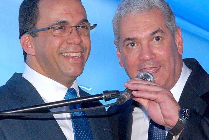 """Andrés Navarro: """"Gonzalo representa el cambio que busca RD"""""""