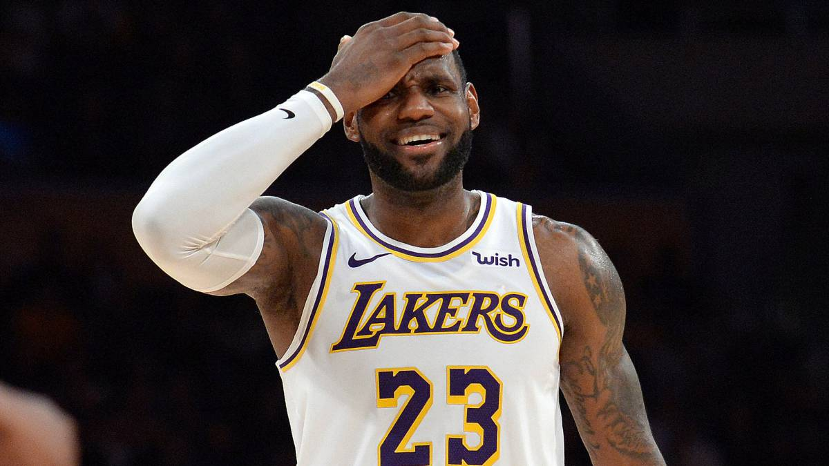 LeBron James jugará poco en partidos de pretemporada
