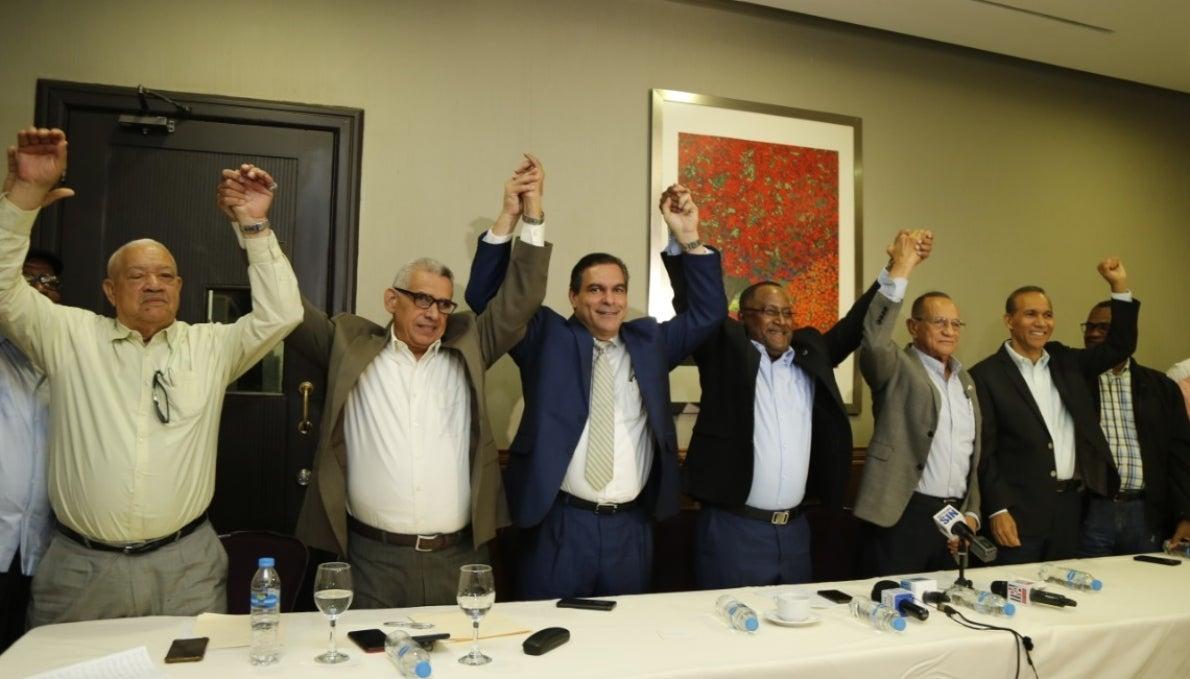 Dos centrales sindicales anuncian apoyo Gonzalo Castillo (CASC) Y (CNTD)