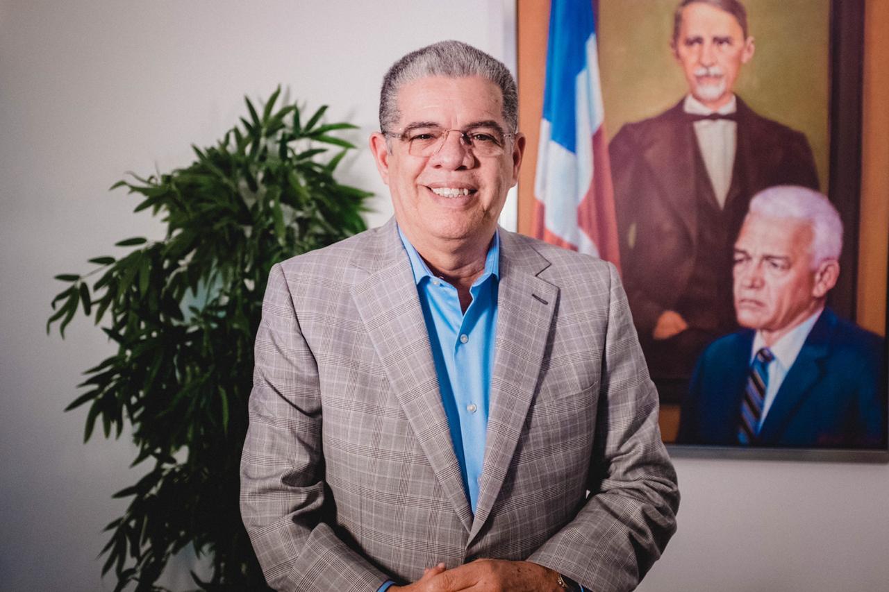 Amarante Baret clama unidad del PLD, felicita a Gonzalo y a JCE