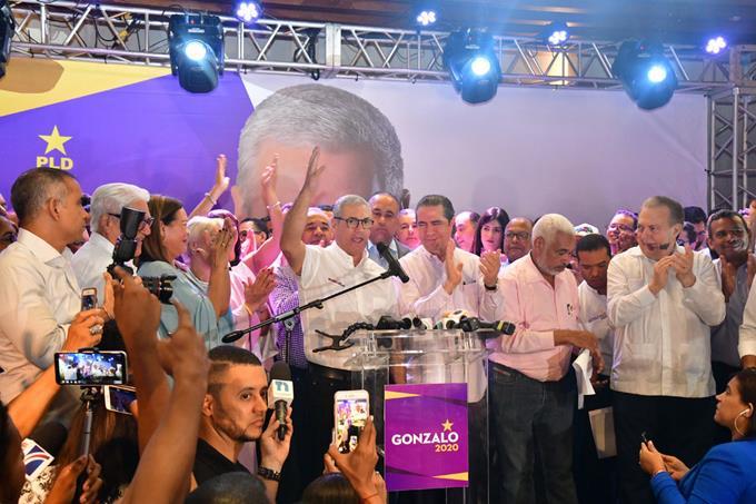Gonzalo Castillo, empresario que en 66 días ganó una candidatura