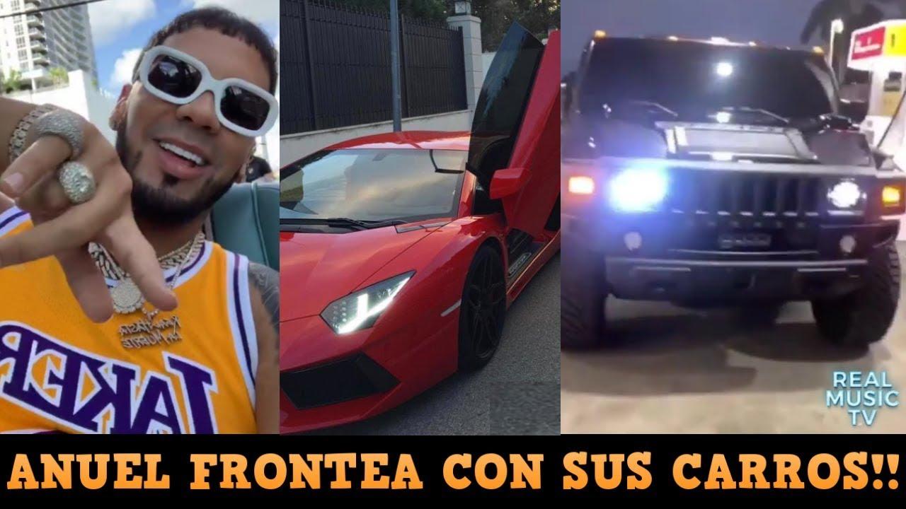 """Anuel AA: """"Estos carros realmente no significan nada, las prendas y el dinero son cosas materiales de la vida"""""""