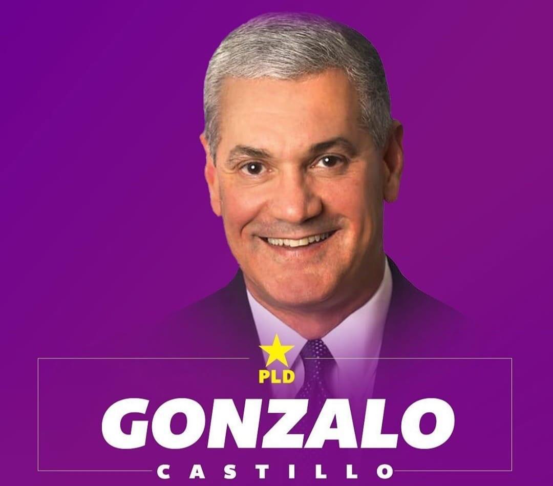 """GONZALO CASTILLO: """"EL PLD ES EL ÚNICO CAPAZ DE MANTENER EL DESARROLLO DEL PAÍS"""""""