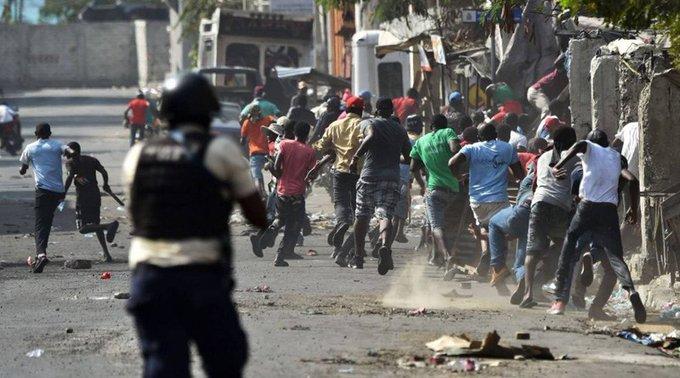 La ONU denuncia 42 muertos tras siete semanas de protestas en Haití