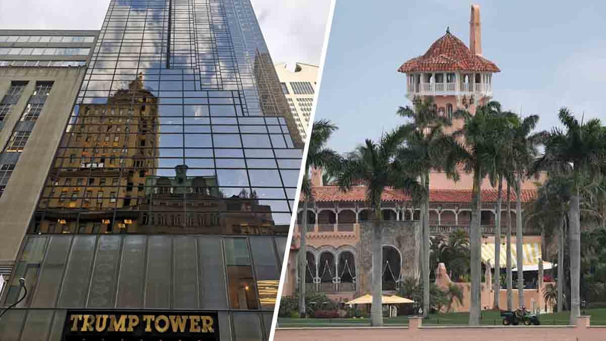 Trump traslada su residencia de Nueva York a Florida
