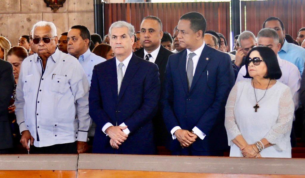 GONZALO CASTILLO PIDE A LOS DOMINICANOS EMULAR EL EJEMPLO DE JUAN BOSCH  NOTICIARIO DIGITAL