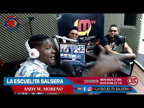 LA NUEVA ERA KELVIN Y LUGO ENTREVISTA LA ESCUELITA SALSERA #laradio247fm