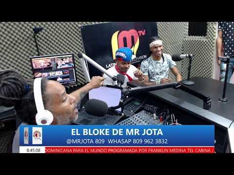EL BLOKE DE MR JOTA LUNES 28 OCT #laradio247fm tu emisora