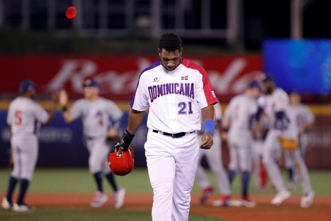 Dominicana, eliminada del Premier y su manager dice buscaron minimizar
