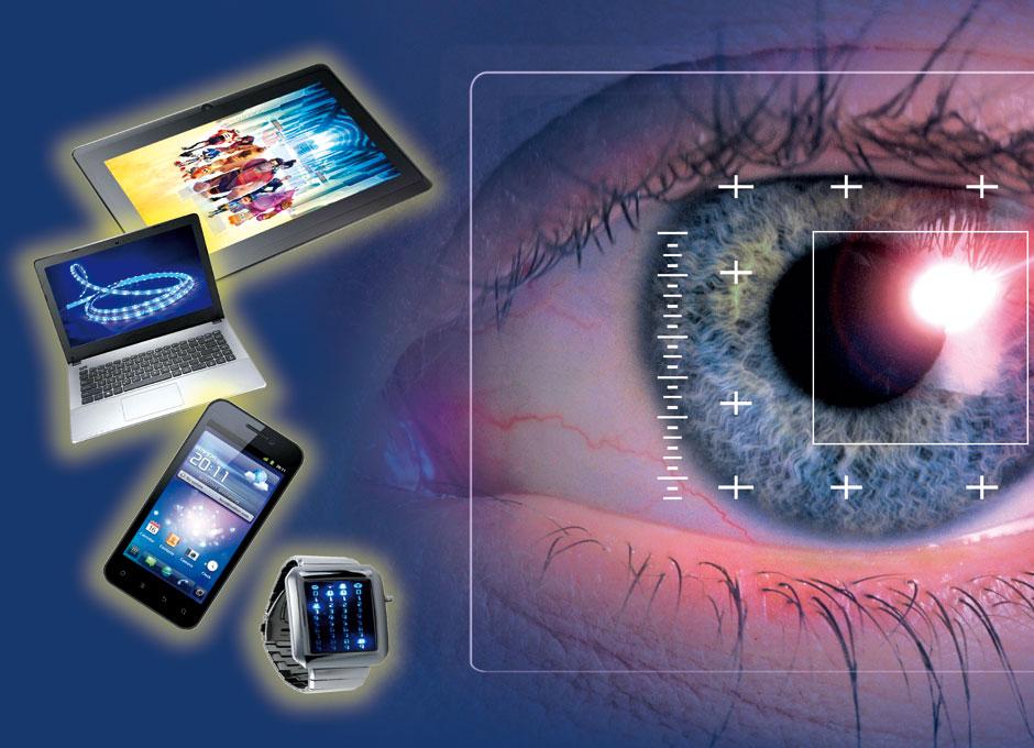 Síndrome del ojo seco por uso de las nuevas tecnologías  NOTICIARIO DIGITAL