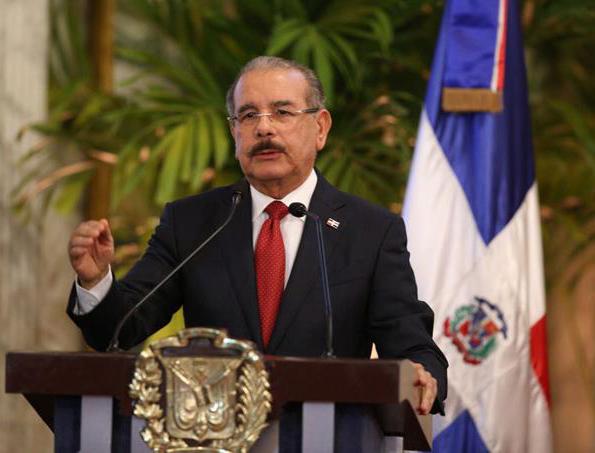 Danilo llama a cumplir con la Constitución y defender la soberanía  NOTICIARIO DIGITAL