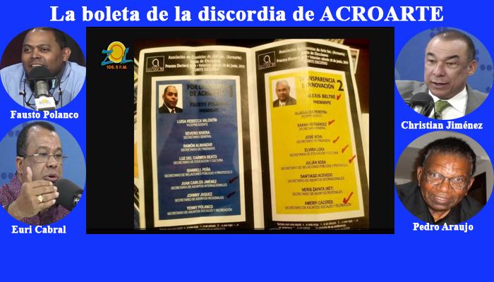 Juez fija audiencia de caso Acroarte para el 18 de diciembre NOTICIARIO DIGITAL #LARADIO247FM