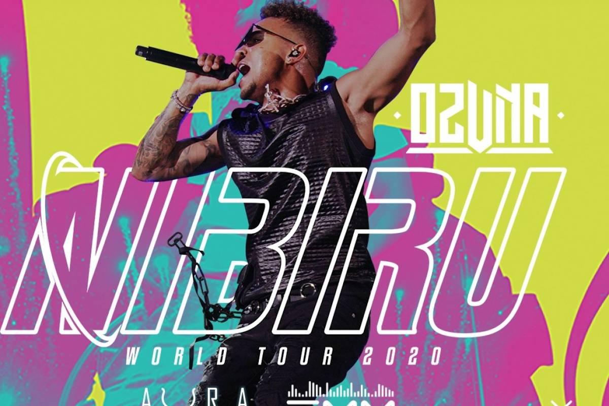 Ozuna abrirá su gira mundial Nibiru en el Estadio Olímpico de Santo Domingo NOTICIARIO DIGITAL #LARADIO247FM