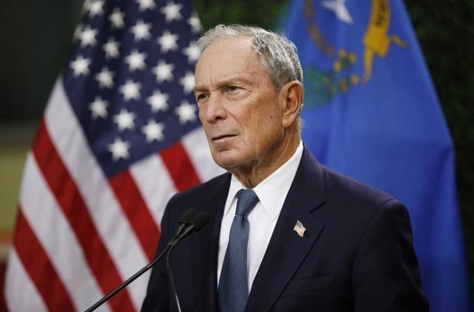 Bloomberg multimillonario filantrópico que quiere llegar a la Casa Blanc... https://youtu.be/90u2rYbwt0Q