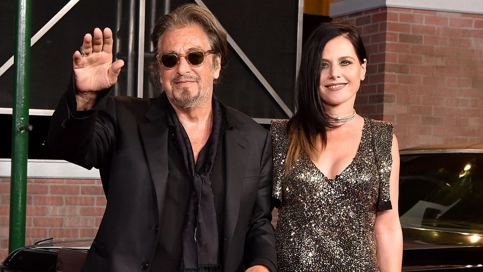 """Meital Dohan se separa de Al Pacino Por """"Viejo y tacaño"""""""