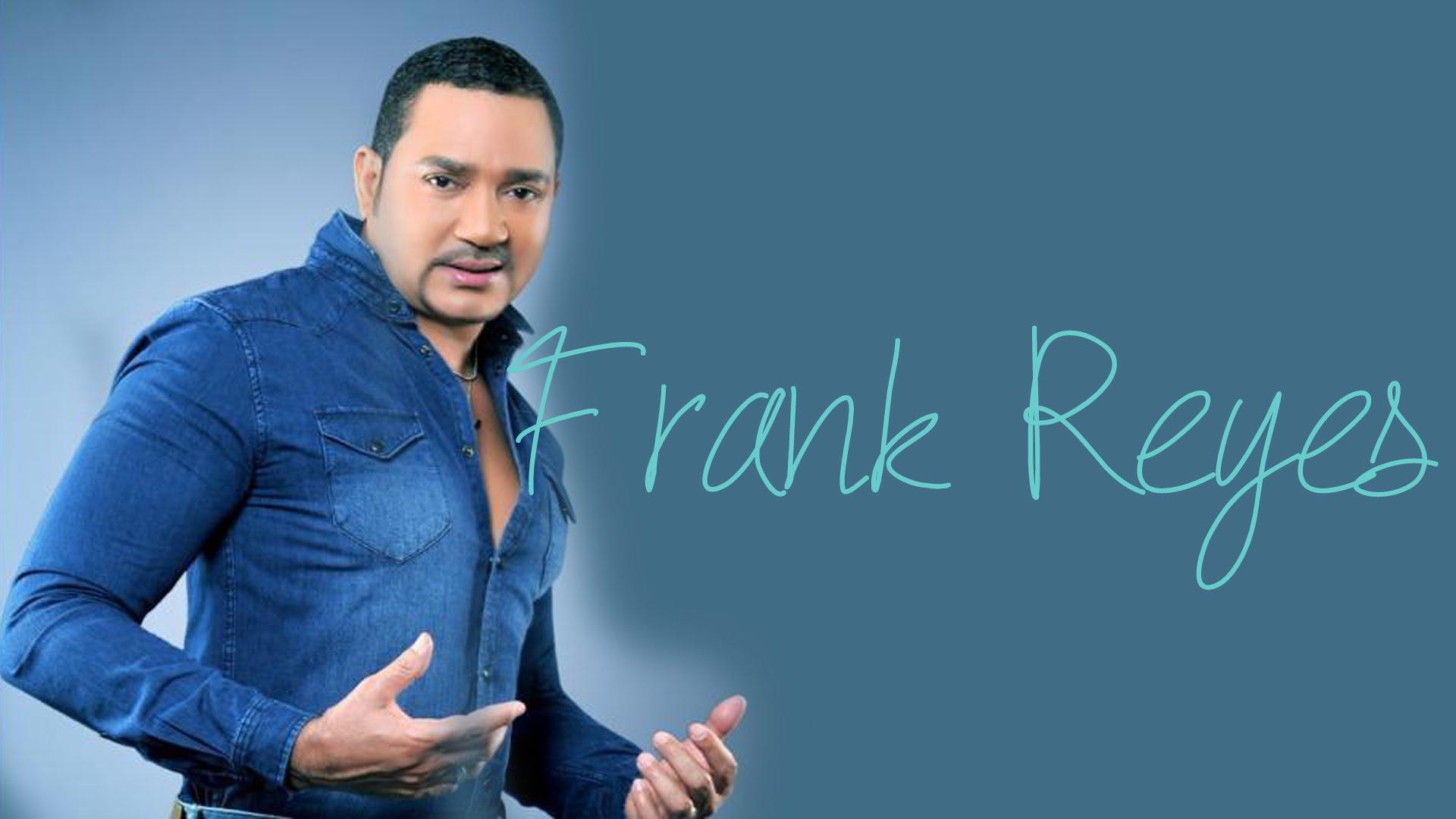 Frank Reyes: más de 20 años de carrera y nuevos proyectos