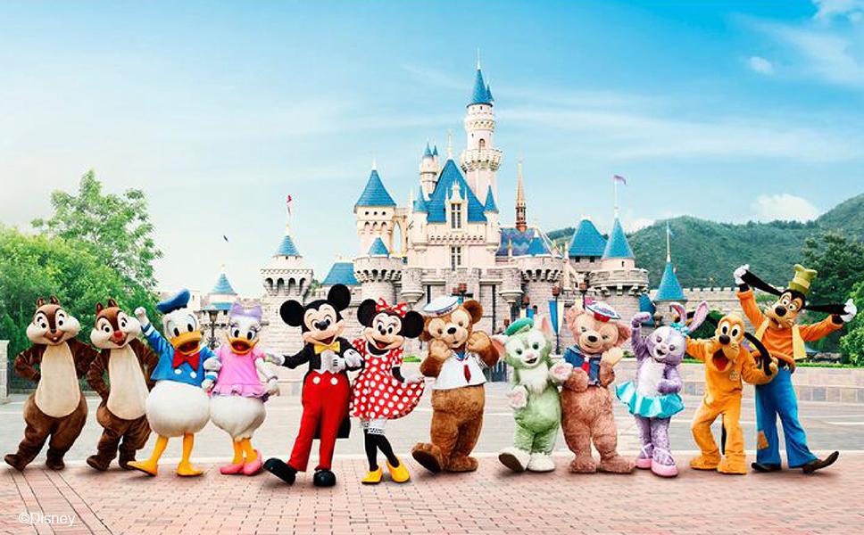 Hay pérdidas millonarias por el cierre de Disneyland en Shanghái y Hong Kong para evitar la propagación del coronavirus