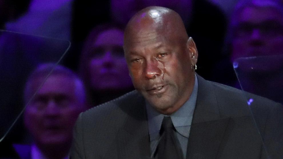 Michael Jordan rompe en llanto al recordar su amistad con Kobe