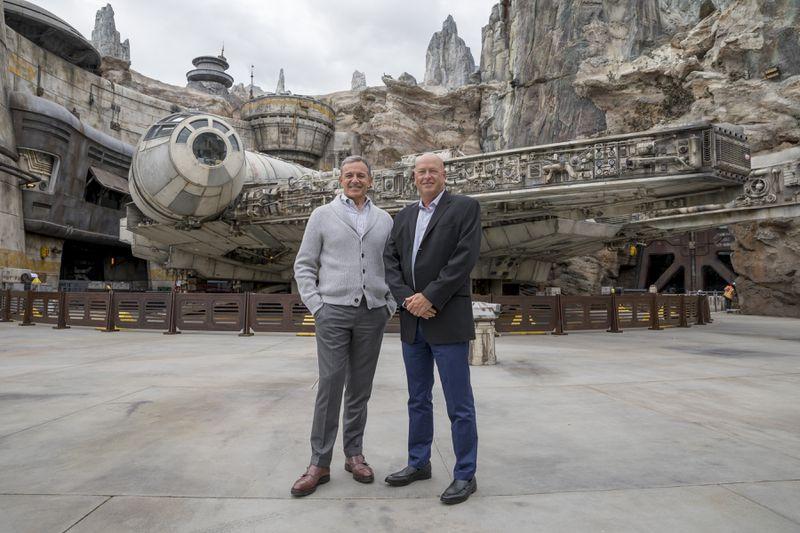 Renuncia CEO de Disney, Bob A. Iger. Será reemplazado por Bob Chapek.