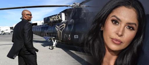 La viuda de Kobe Bryant demanda a la compañía del helicóptero en el que murieron su esposo y su hija