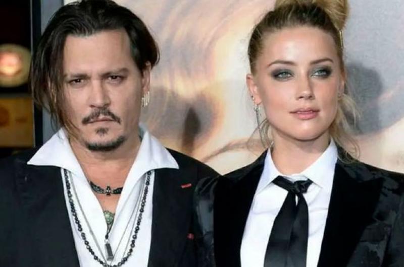 """""""¡Ahoguémosla antes de quemarla!"""": los mensajes que complican a Johnny Depp y revelaron escabrosos detalles de su relación con Amber Heard"""