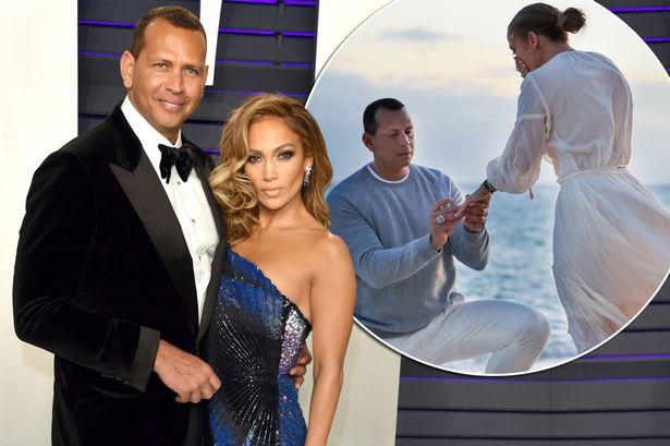 Jennifer López rompe el silencio sobre su boda con Alex Rodríguez.