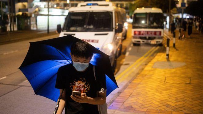 Las revelaciones de la polémica ley de seguridad que China quiere imponer a Hong Kong y que han generado un rechazo internacional