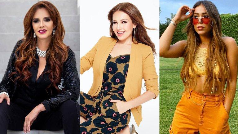 Danna Paola, Thalía y Lucía Méndez: qué esperar y cómo unirse a los festivales virtuales para celebrar a la comunidad LGBTTTI